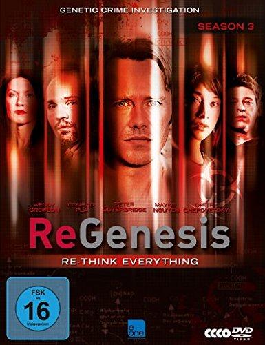 ReGenesis Season 3 (OmU) (4 DVDs)