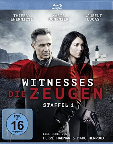 Witnesses Die Zeugen: Staffel 1 [Blu-ray]