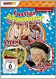 Lustige Abenteuer mit Pippi & Michel