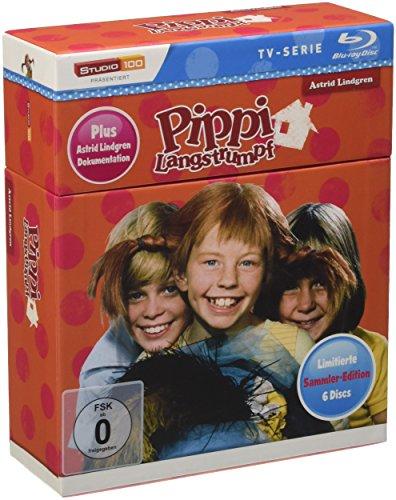 Pippi Langstrumpf TV-Serien-Box (Limited Edition) [Blu-ray]