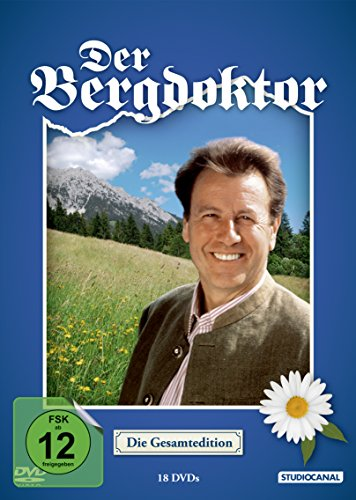 Der Bergdoktor Gesamtedition (18 DVDs)