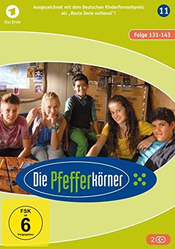 Die Pfefferkörner Staffel 11 (2 DVDs)