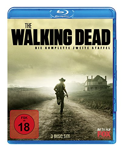 The Walking Dead Staffel 2 (Limited Edition) [Blu-ray]