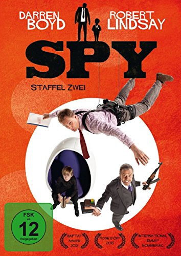 Spy Staffel 2 (2 DVDs)