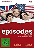 Episodes - Staffel 2 (2 DVDs)