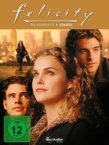 Felicity Staffel 1 (6 DVDs)