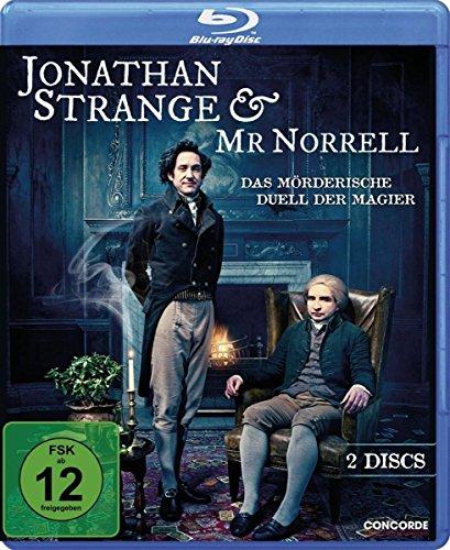 Jonathan Strange & Mr Norrell Blu-ray
