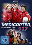 Medicopter 117 - Staffel 4 (4 DVDs)