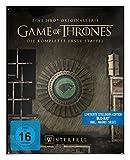 Game of Thrones - Staffel 1 (Steelbook) [Blu-ray]