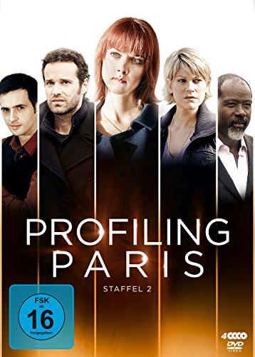 Profiling Paris Staffel 2 (4 DVDs)