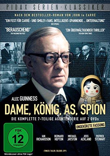Dame, König, As, Spion Die komplette Miniserie (2 DVDs)
