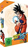 Dragonball Z Kai - Box 1 (Episoden 1-16) (4 DVDs)