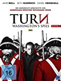 Turn: Washington's Spies - Staffel 1 (4 DVDs)