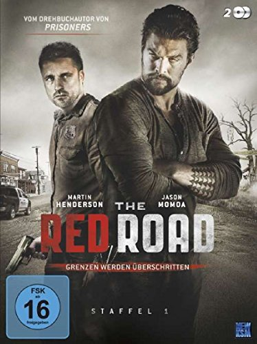 The Red Road Staffel 1 (2 DVDs)