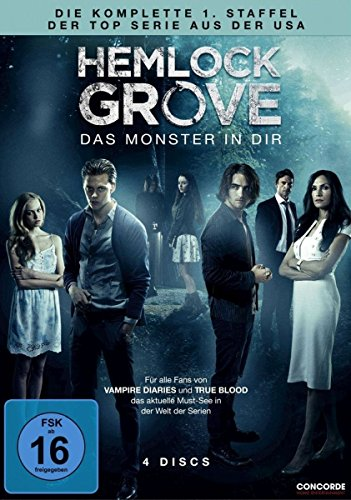 Hemlock Grove Das Monster in Dir: Staffel 1 (4 DVDs)