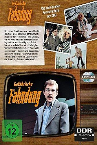 Gefährliche Fahndung (DDR TV-Archiv) (2 DVDs)