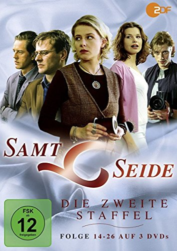 Samt & Seide Staffel 2, Folgen 14-26 (3 DVDs)