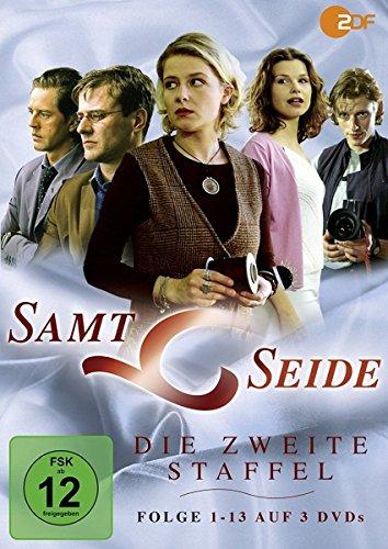 Samt & Seide Staffel 2, Folgen 1-13 (3 DVDs)