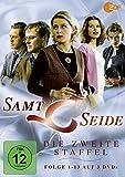 Samt & Seide - Staffel 2, Folgen 1-13 (3 DVDs)