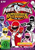 Power Rangers - Operation Overdrive: Die komplette Staffel (5 DVDs)