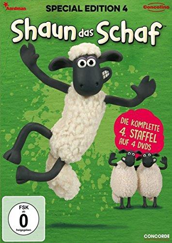 Shaun das Schaf Box 4 (Special Edition) (4 DVDs)