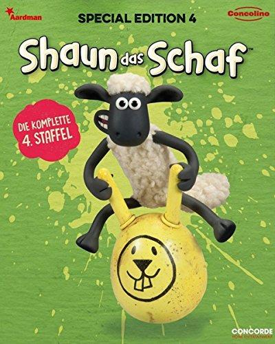 Shaun das Schaf Box 4 (Special Edition) [Blu-ray]