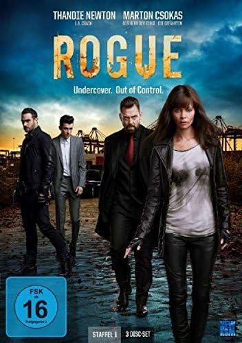 Rogue Staffel 1 (3 DVDs)