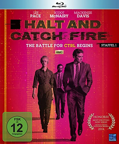 Halt and Catch Fire Staffel 1 [Blu-ray]