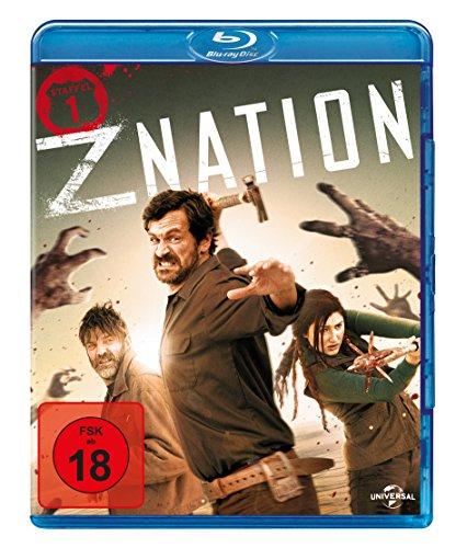 Z Nation Staffel 1 [Blu-ray]