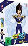 Dragonball Z Kai - Box 2 (Episoden 17-35) (4 DVDs)