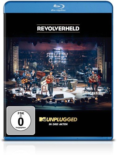 MTV Unplugged: Revolverheld in drei Akten [Blu-ray]