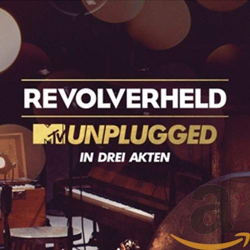 MTV Unplugged: Revolverheld in drei Akten (Limited Edition inkl. 48 Seiten Bildband, 2 CDs, 2 DVDs + Blu-ray)