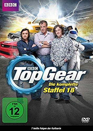 Top Gear Staffel 18 (2 DVDs)