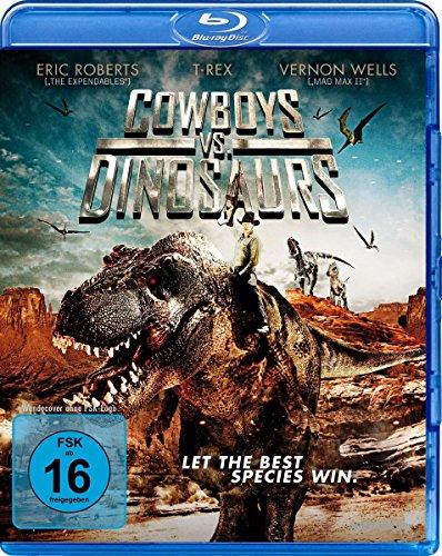 Cowboys vs. Dinosaurs [Blu-ray]