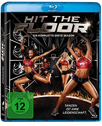 Hit the Floor Staffel 1 [Blu-ray]