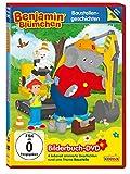 Benjamin Blümchen - Baustellengeschichten (Bilderbuch-DVD)