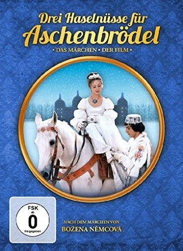 Drei Haselnüsse für Aschenbrödel Media-Book (lim. Sonderausgabe) (2 DVD) + [Blu-ray]