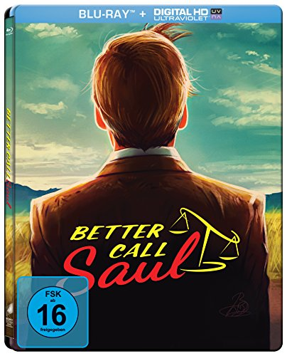 Better Call Saul Staffel 1  (Limited Edition Steelbook) [Blu-ray]