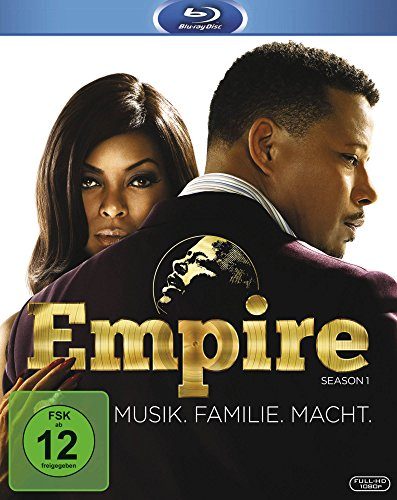 Empire Staffel 1 [Blu-ray]
