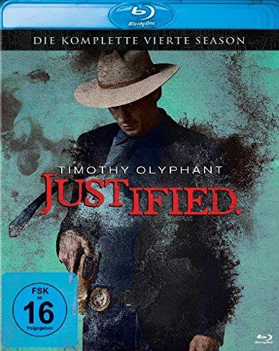 Justified Season 4 [Blu-ray]