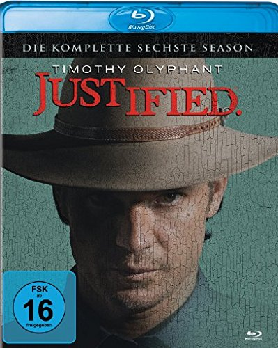 Justified Season 6 [Blu-ray]