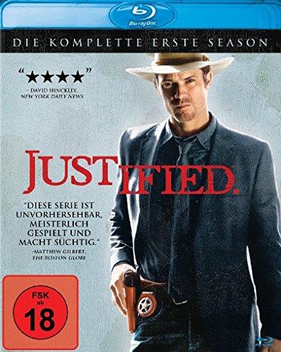 Justified Season 1 [Blu-ray]
