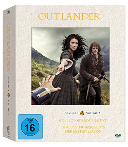 Outlander Staffel 1, Vol. 2 (Collector's Edition) (3 DVDs)
