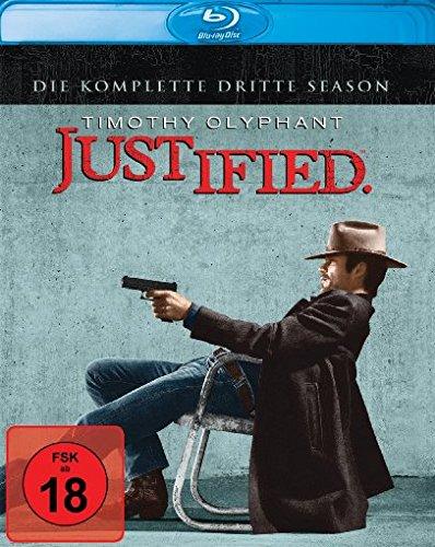 Justified Season 3 [Blu-ray]
