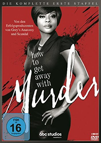 How to Get Away with Murder Staffel 1 (4 DVDs)