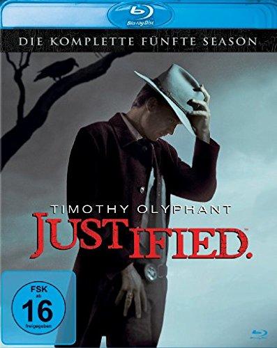Justified Season 5 [Blu-ray]