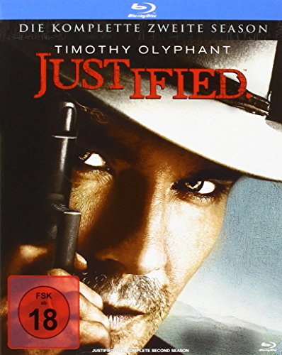 Justified Season 2 [Blu-ray]