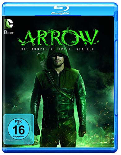 Arrow Staffel 3 [Blu-ray]