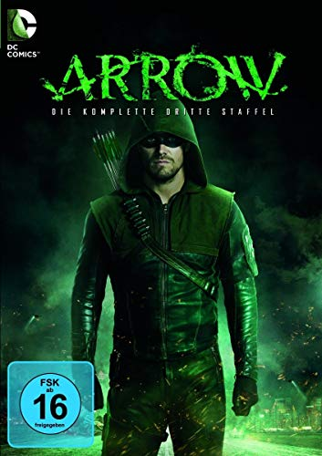 Arrow Staffel 3 (5 DVDs)
