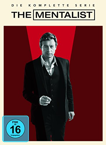 The Mentalist Komplettbox (Limited Edition)